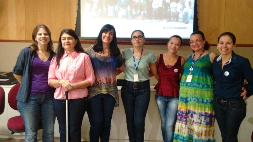 Reunião do Grupo de Trabalho da Rede de Leitura Inclusiva do Tocantins.
